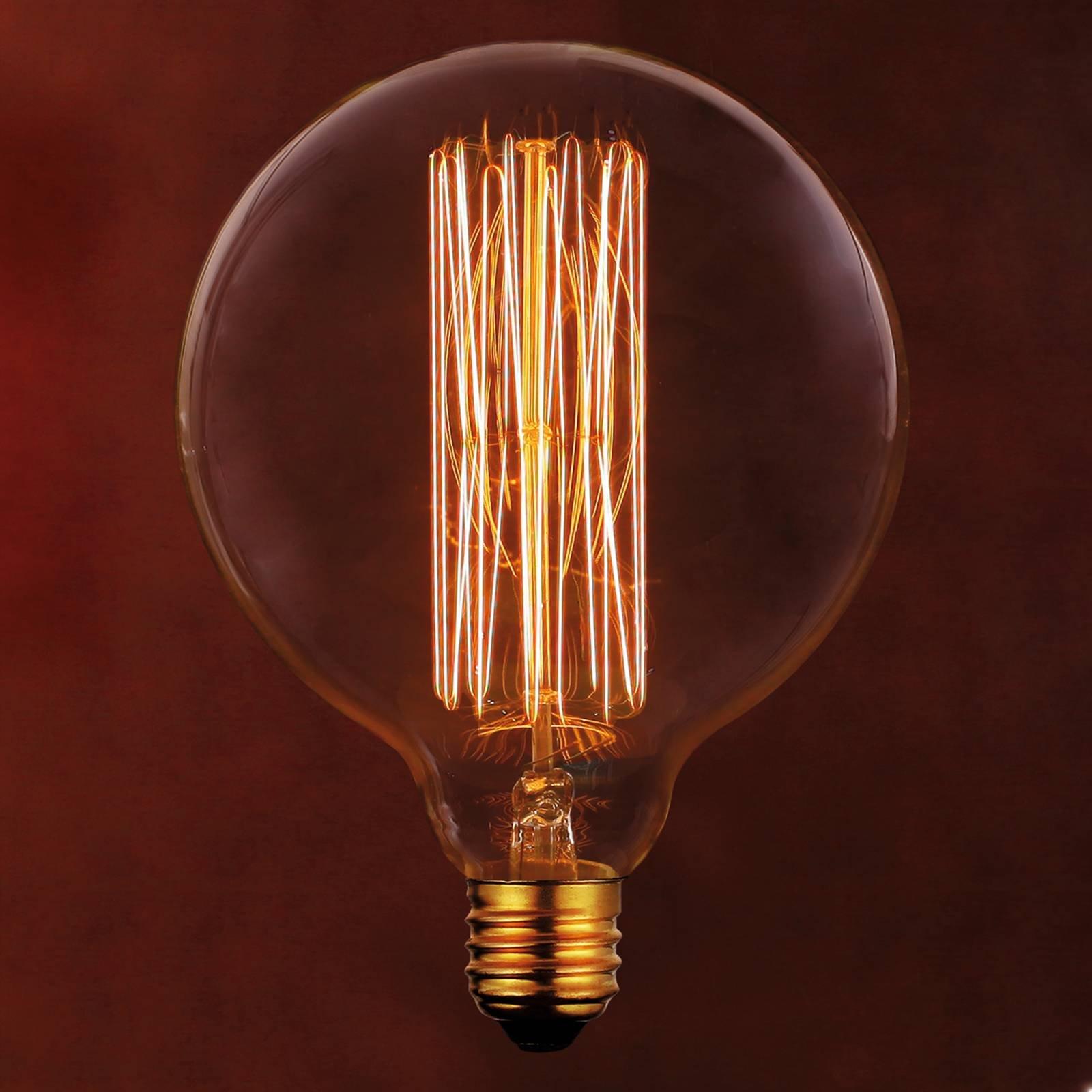 Lampadine vintage la nuova estetica della luce cose di casa for Leroy merlin lampadine led