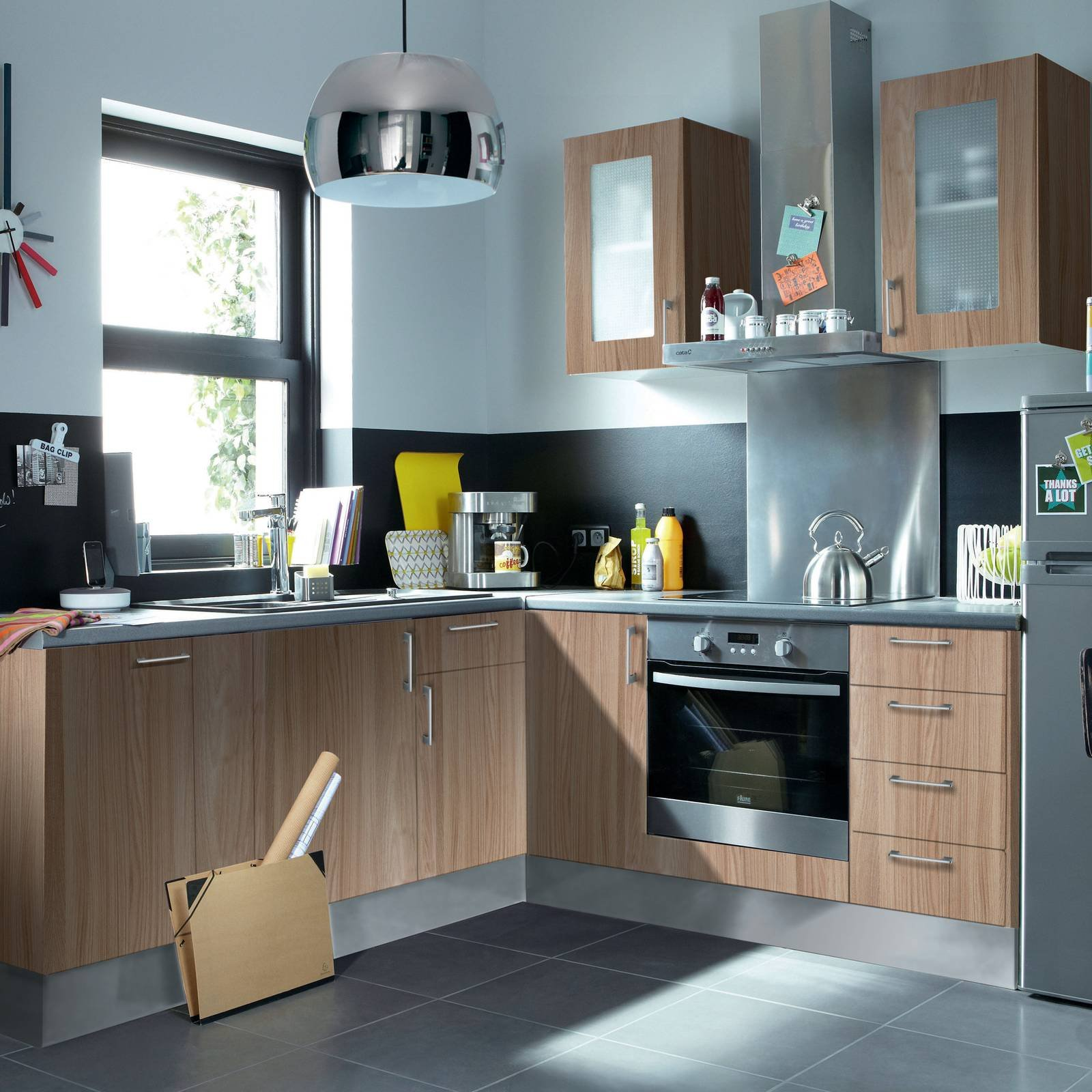 Cucine Componibili Con Angolo cucina a l: 10 composizioni ad angolo - cose di casa