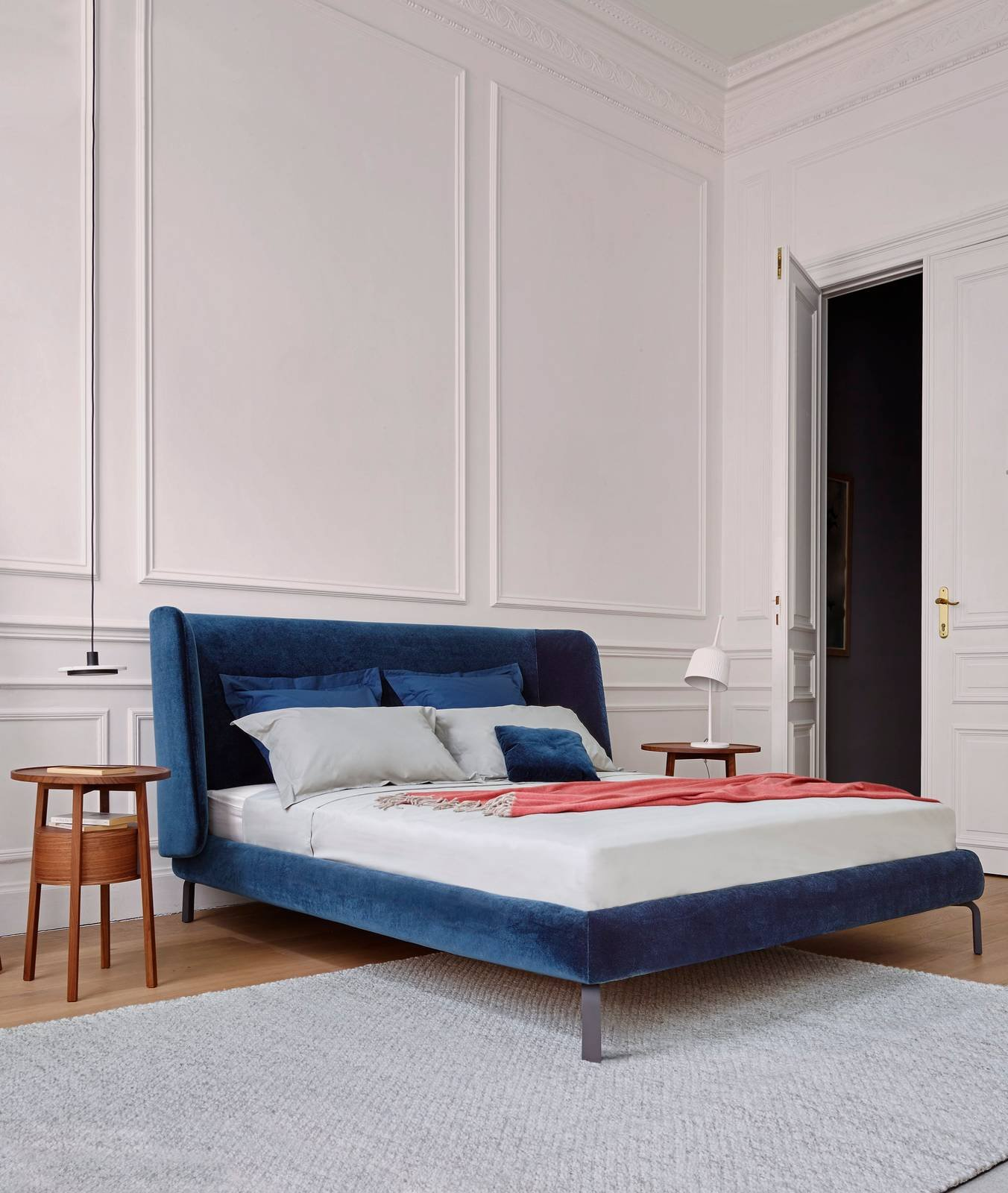 letto colorato neutro o a tinte vivaci 12 modelli di dimensioni contenute cose di casa. Black Bedroom Furniture Sets. Home Design Ideas