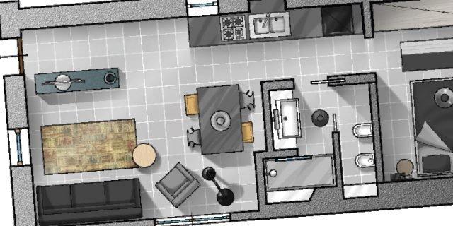 Arredare una casa in affitto con soluzioni low cost