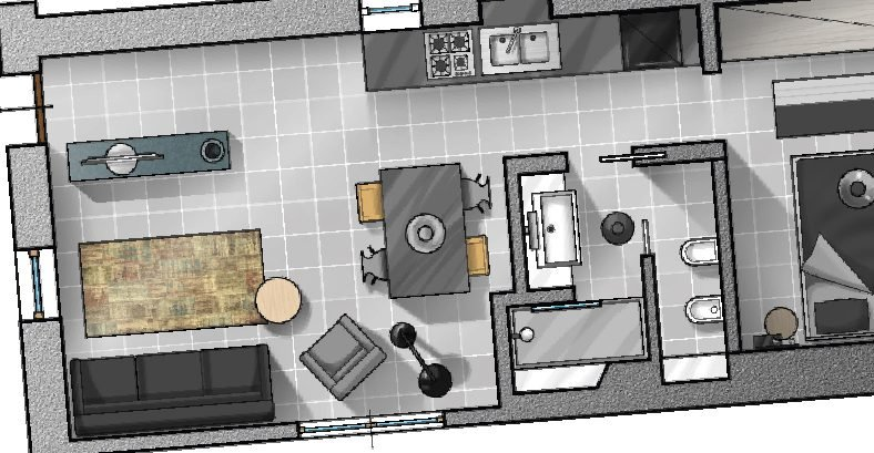 Arredare una casa in affitto con soluzioni low cost cose di casa - Oggettistica casa low cost ...