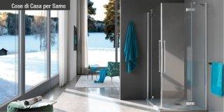 Scoprire il proprio living style: Samo propone la cabina doccia Zenith