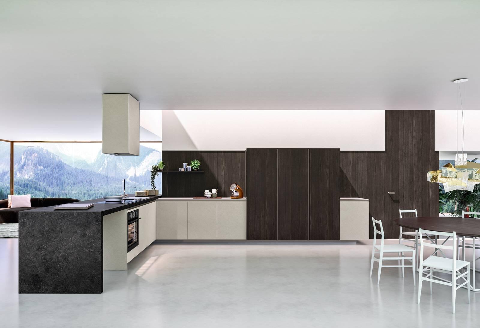 Cucina a l 10 composizioni ad angolo cose di casa for Case moderne sotto 100k
