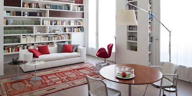 50 mq: una casa open space per avere più luce. Guarda i costi della ristrutturazione