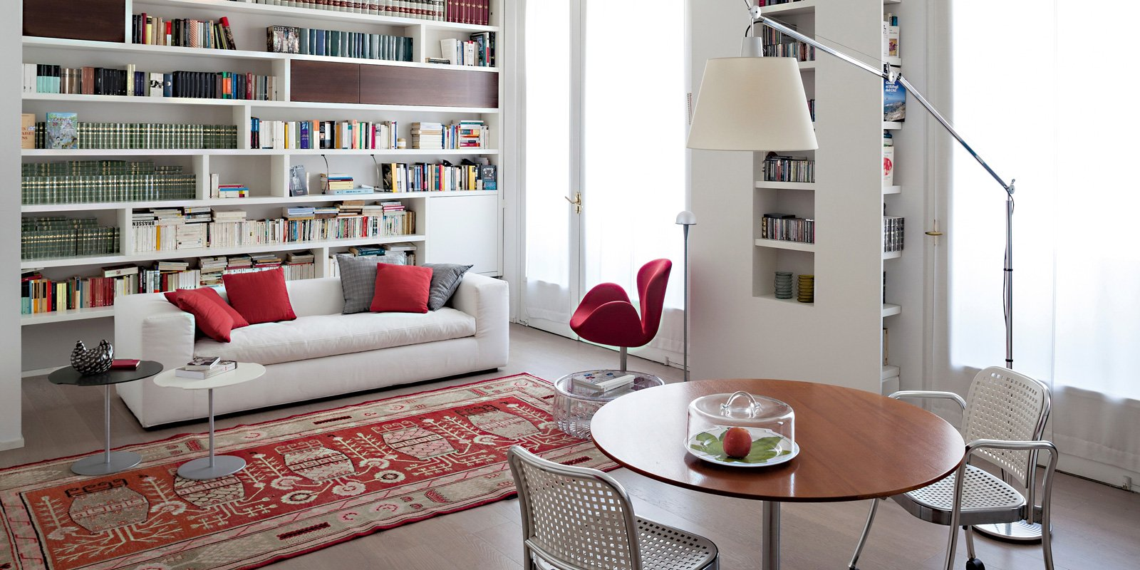 50 mq una casa open space per avere pi luce guarda i costi della ristrutturazione cose di casa - Costi ristrutturazione casa 130 mq ...