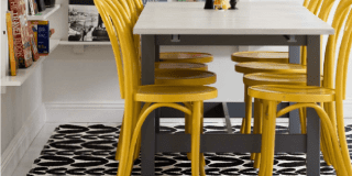 Tappeti in plastica: decorativi, impermeabili e lavabili in un attimo