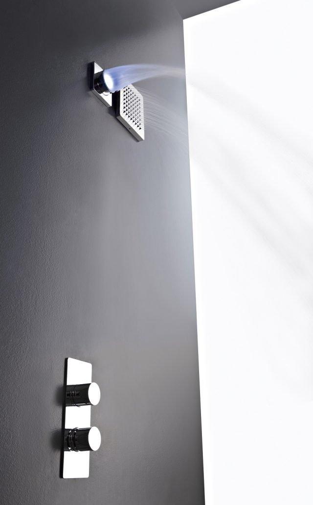 10 zazzeri q quadro soffioni doccia