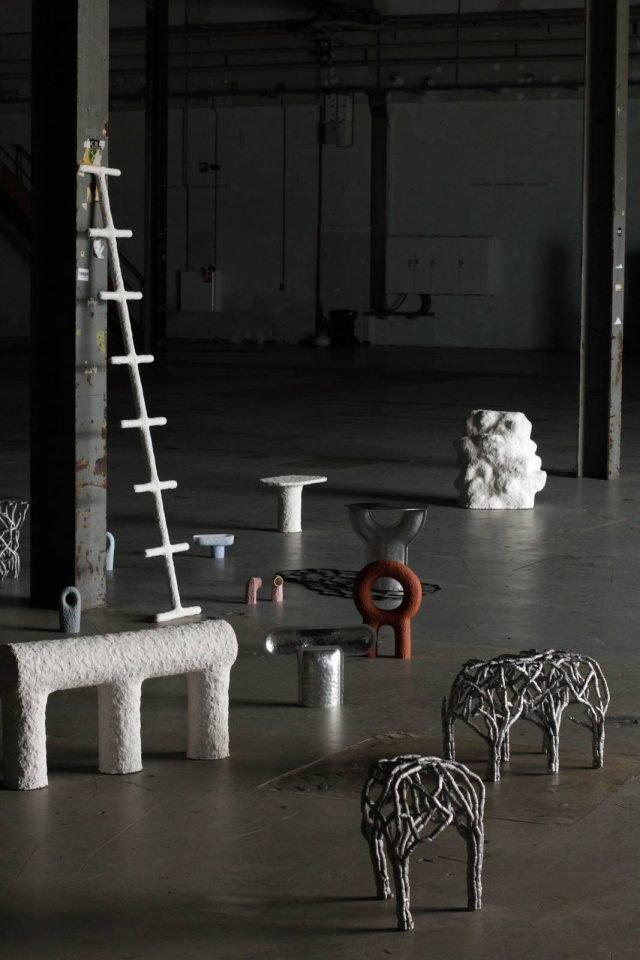 La nuova collezione Drawn to Production del norvegese Sigve Knutson.