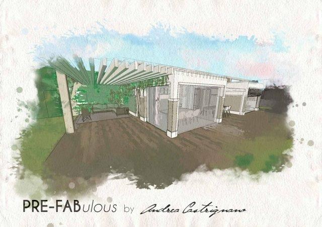 PRE-Fabulous, il progetto dell' architetto Andrea Castrignano.