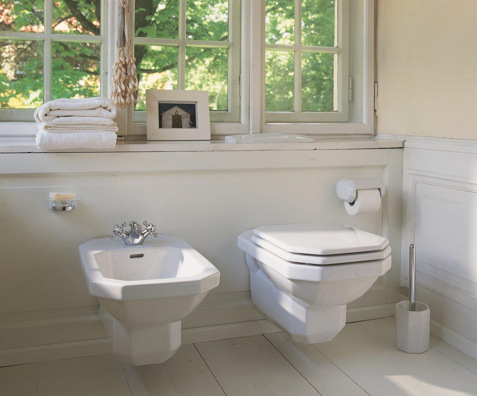 Realizzare un raffinato ambiente bagno di gusto romantico for Bathroom designs in ghana