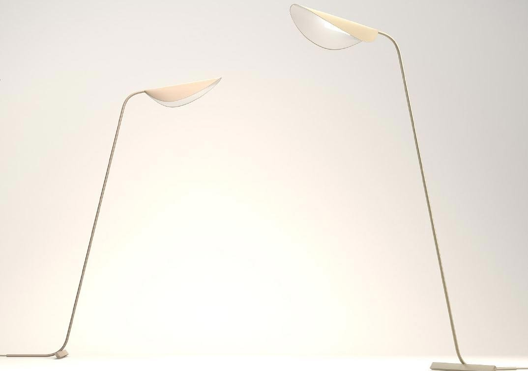 Brandani Lampada Da Terra.Lampada Da Terra Legno Bianco Lampada Da Terra Legno Unique Izar
