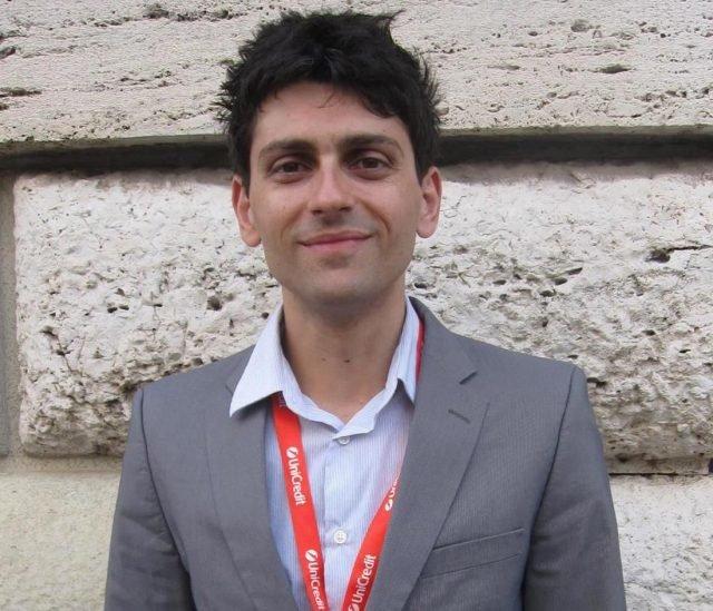 Fabio Viola, vincitore del premio Lezioni di Design 2017.