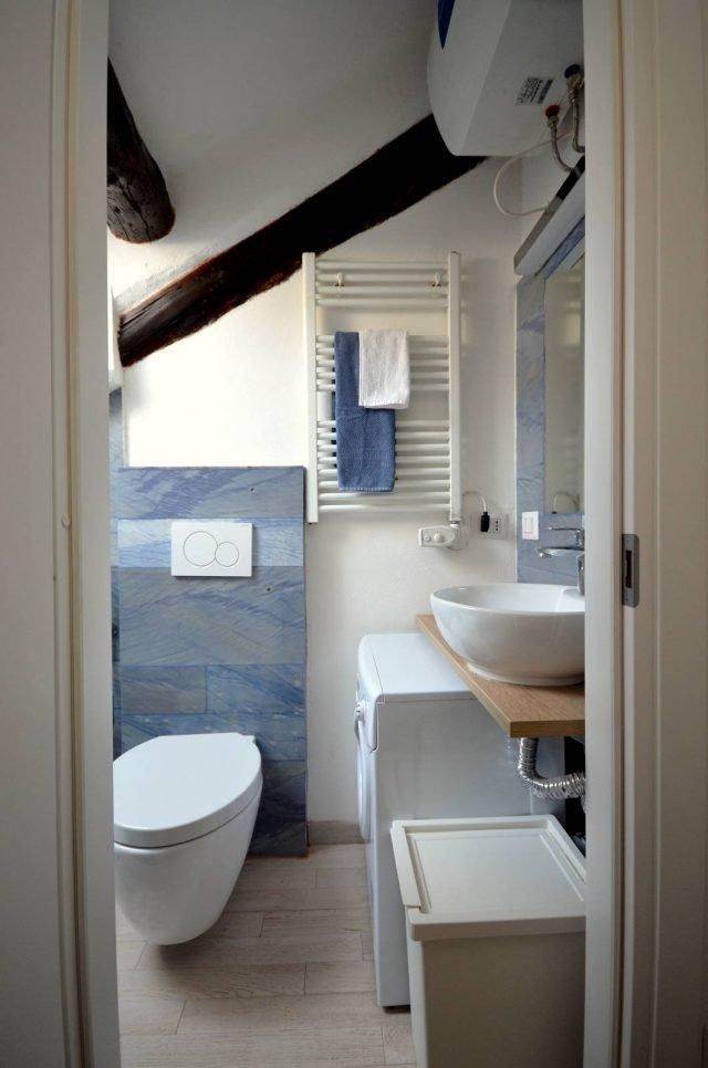 Soluzioni per un bagno piccolo piccolo cose di casa for Piccoli progetti di casa gratuiti
