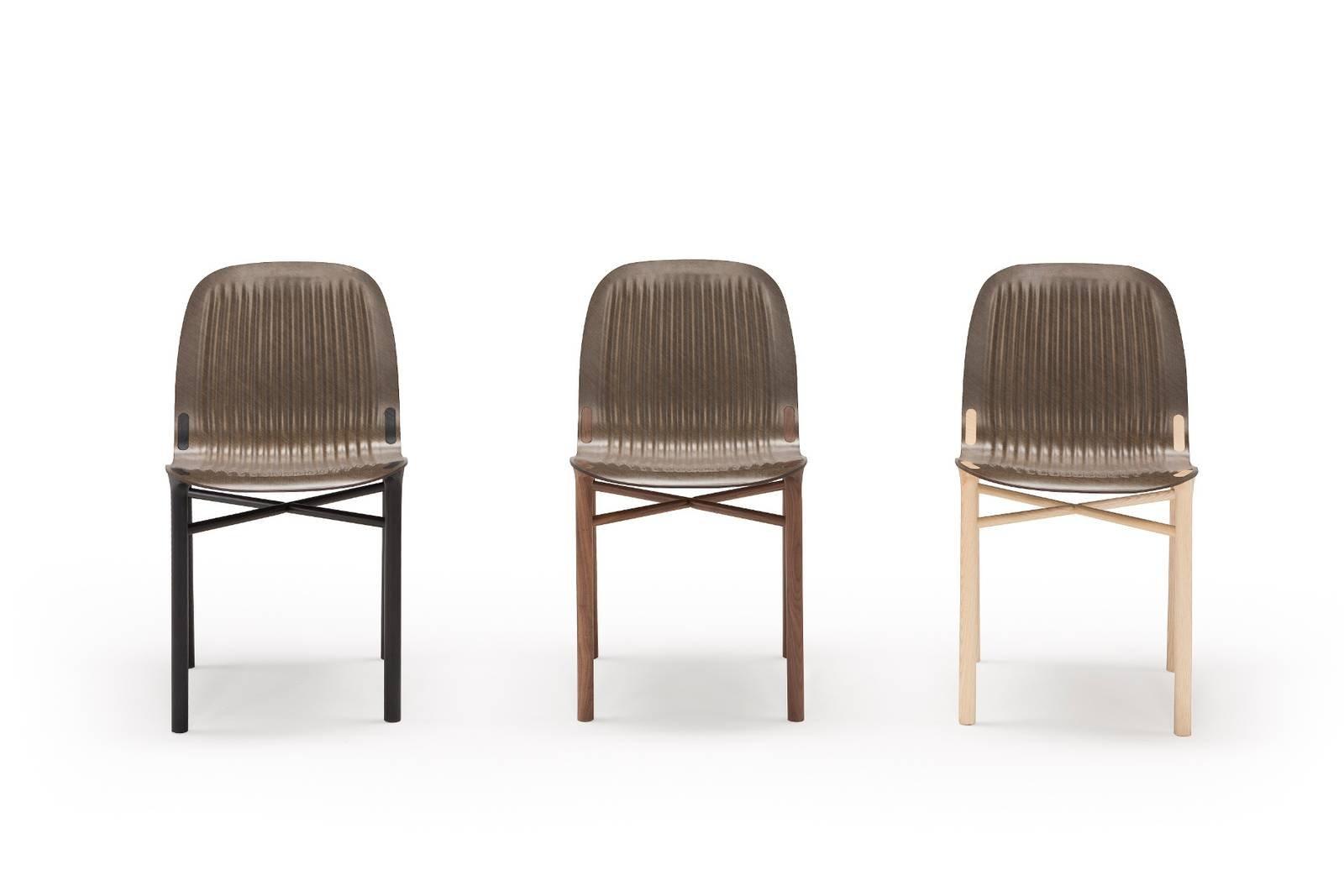 Sedie Decorate Fai Da Te : Le nuove sedie e poltroncine al salone del mobile 2017 cose di casa