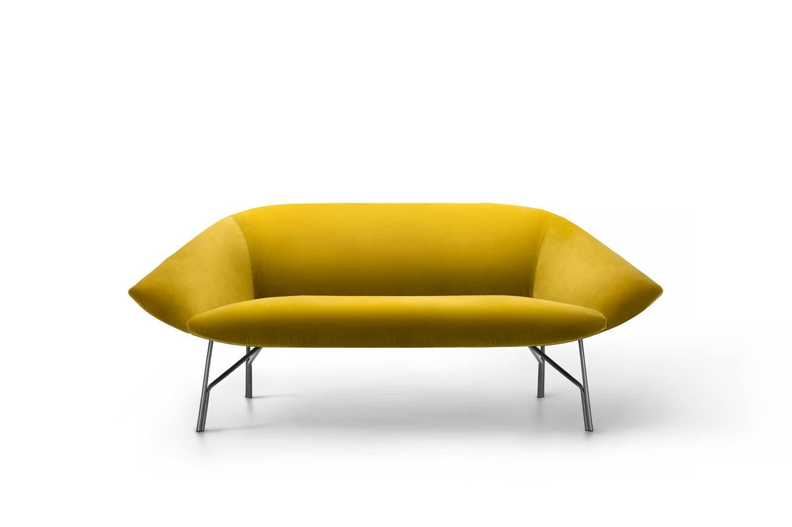 Salone del mobile 2017 divani e divanetti cose di casa - Divanetti per cucina ...
