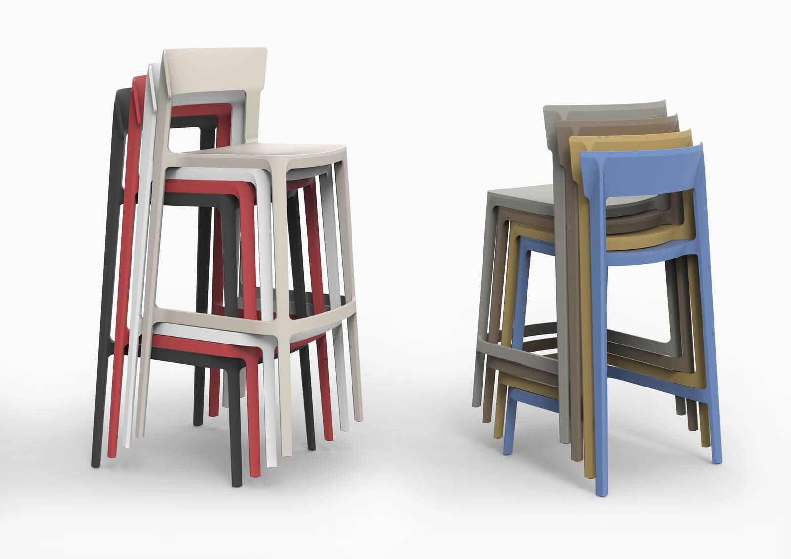 Le nuove sedie e poltroncine al salone del mobile cose di casa