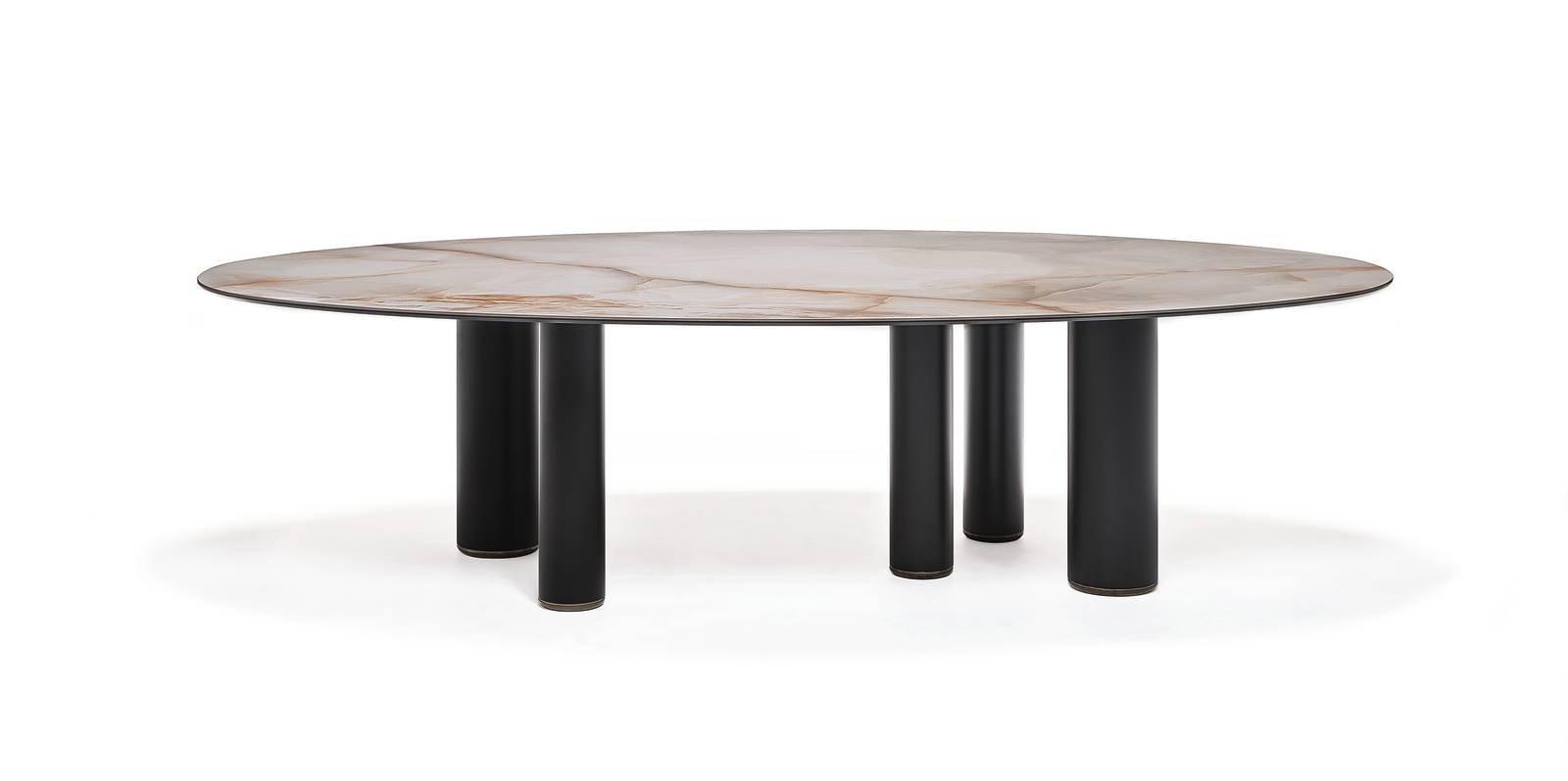 I tavoli al Salone del Mobile 2017 - Cose di Casa