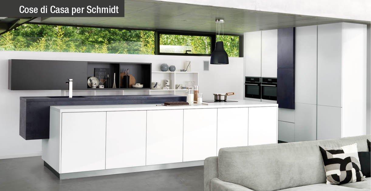 Soluzioni schmidt quando la cucina una questione di for Cucine schmidt