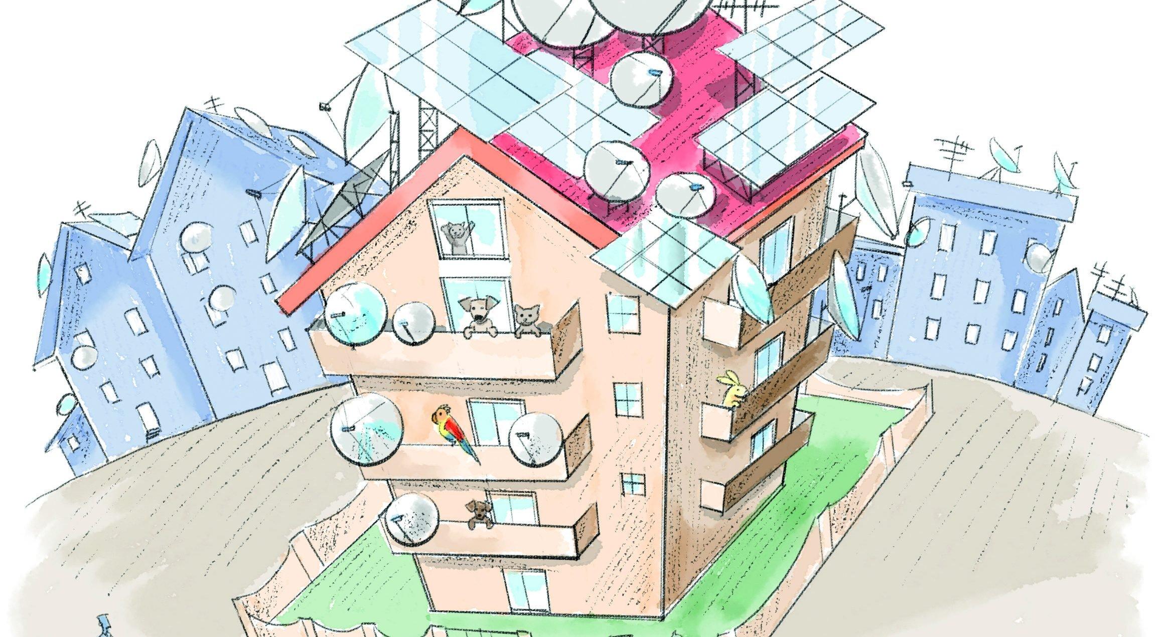 Rete Per Gatti Condominio riforma del condominio: i tre principali cambiamenti - cose