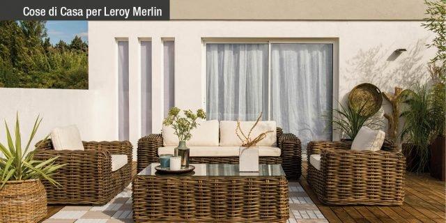 Living all'aperto: tante idee per giardini e terrazzi