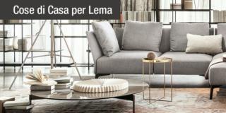 Divani Lema: l'interpretazione del comfort