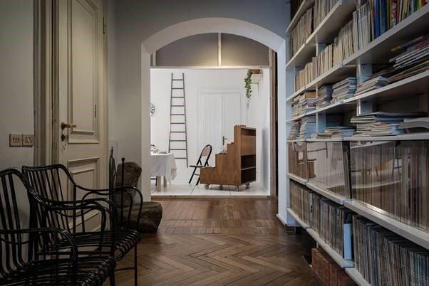 Dimensione domestica in mostra l 39 idea di arredamento dei for Progetti di costruzione domestica
