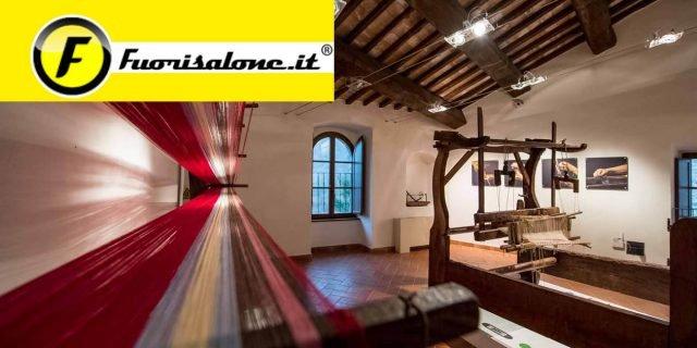 Fabric-Action: il design per l'Umbria al Fuorisalone