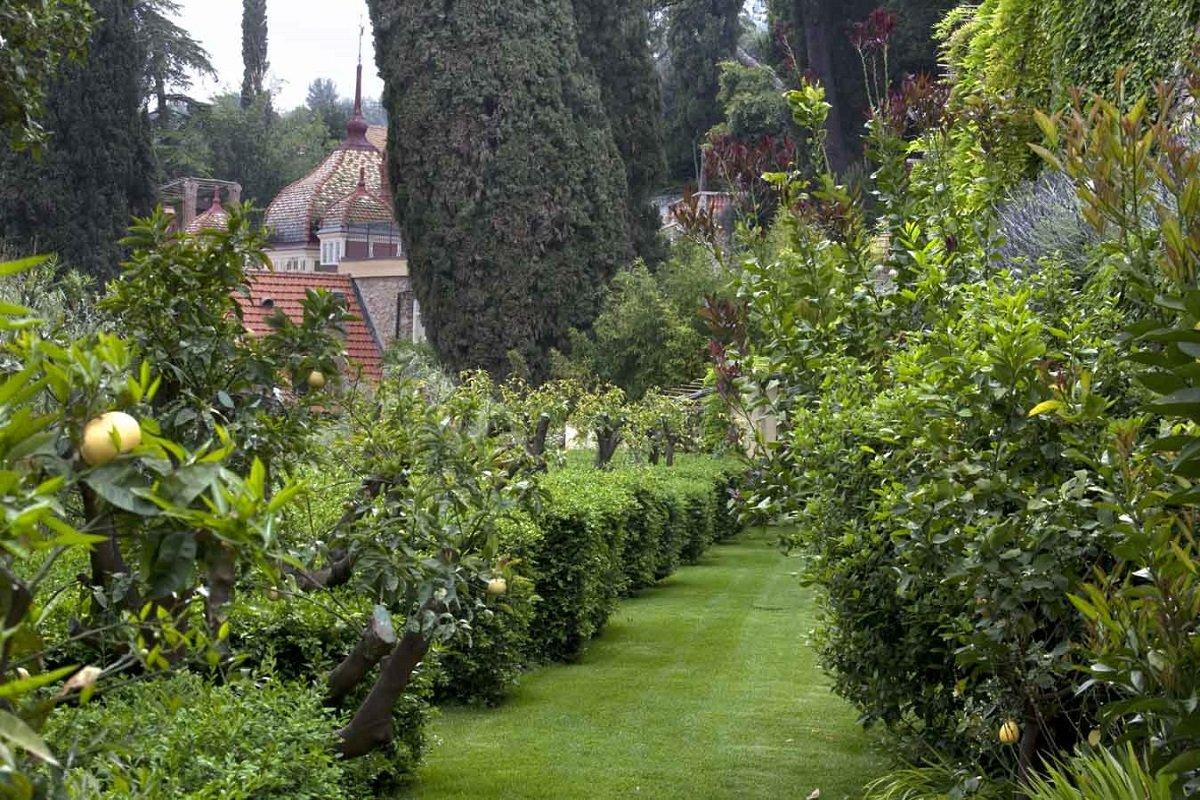 Una domenica in giardino i laboratori green per famiglie for Giardini villa della pergola