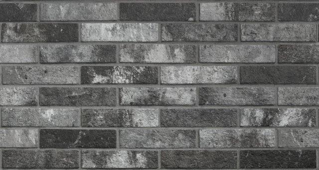 Sono in gres porcellanato smaltato le piastrelle effetto mattone della serie London di Ceramica Rondine; misurano 6 x 25 cm. Prezzo su richiesta. www.ceramicarondine.it