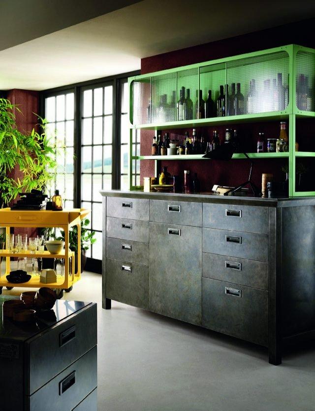 Diesel Social Kitchen di Scavolini. www.scavolini.com