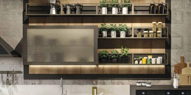 Cucine industriali: scegliere i mobili, le lampade, le piastrelle e le finiture giusti