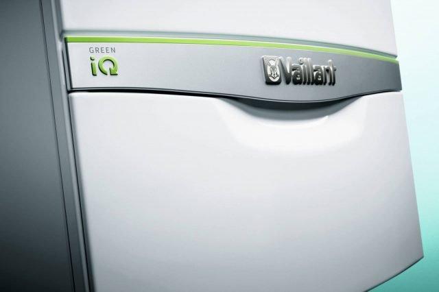 La caldaia a gas, combinata a condensazione ecoTec Exclusive di Vaillant ha sensore allGAS che tiene sotto controllo l'emissione del combustibile. www.vaillant.it