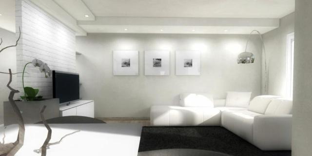 Progetto in 3D: trasformare la cameretta in cucina per ingrandire il soggiorno