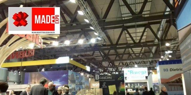 MADE Expo: costruire in legno, per un'architettura leggera