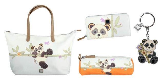 Thun: dalla borsa alla cancellieria, la nuova collezione con il Panda