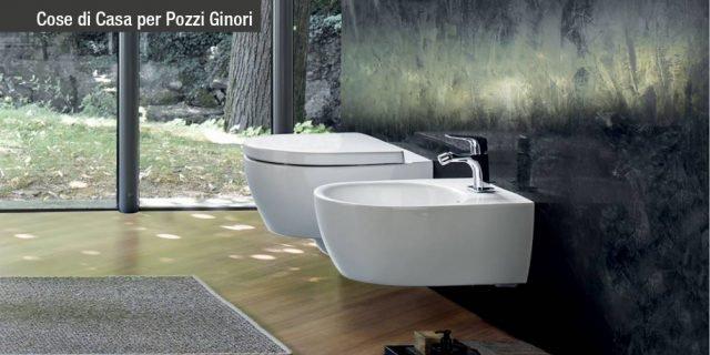 Pozzi-Ginori presenta la tecnologia Rimfree, la versione senza brida dei WC