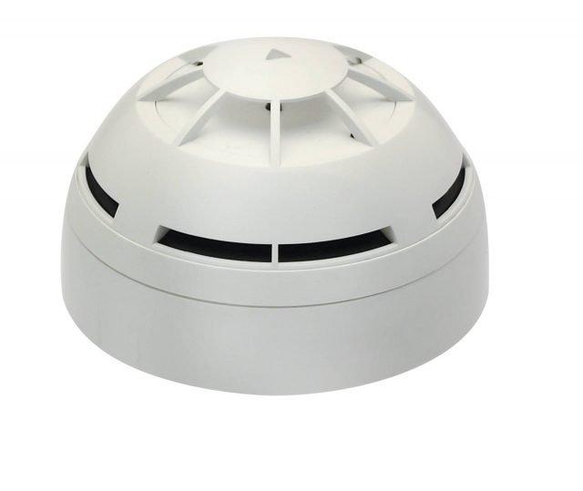 Il Rivelatore ottico di fumo di Ave è un componente di un più ampio sistema di rivelazione automatica.Necessita di translatore radio specifico. www.ave.it