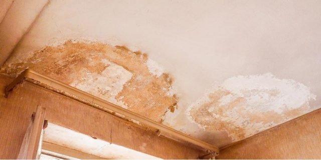 Eliminare le macchie di umidità