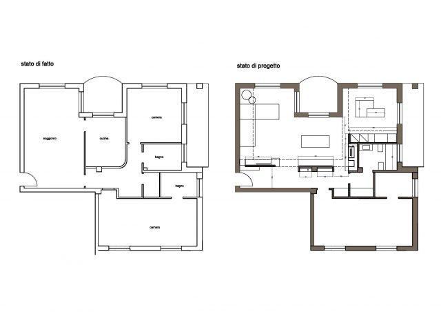 Progetto in 3d trasformare la cameretta in cucina per for Progettare cameretta 3d
