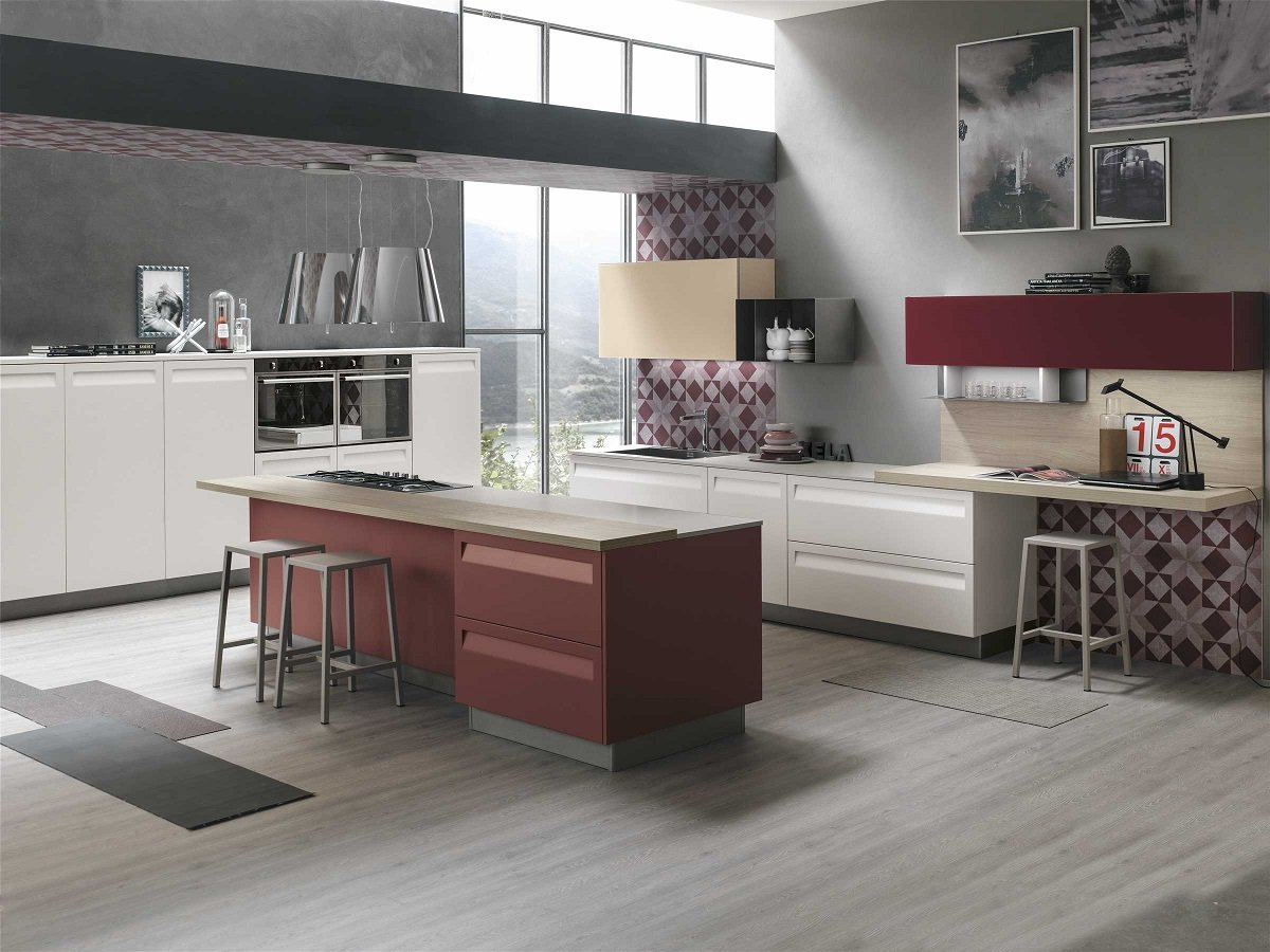 Stosa cucine nuovo store in provincia di udine cose di casa - Cucine udine vendita ...