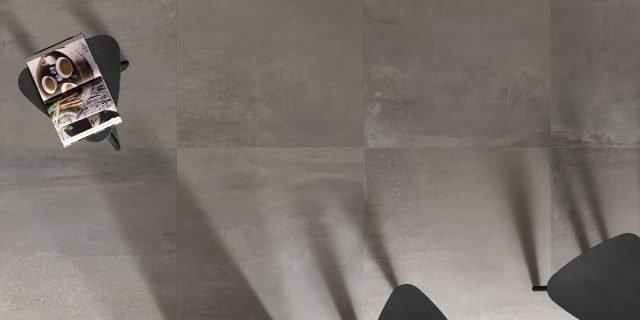Pavimenti effetto cemento: piastrelle in gres belle e resistenti