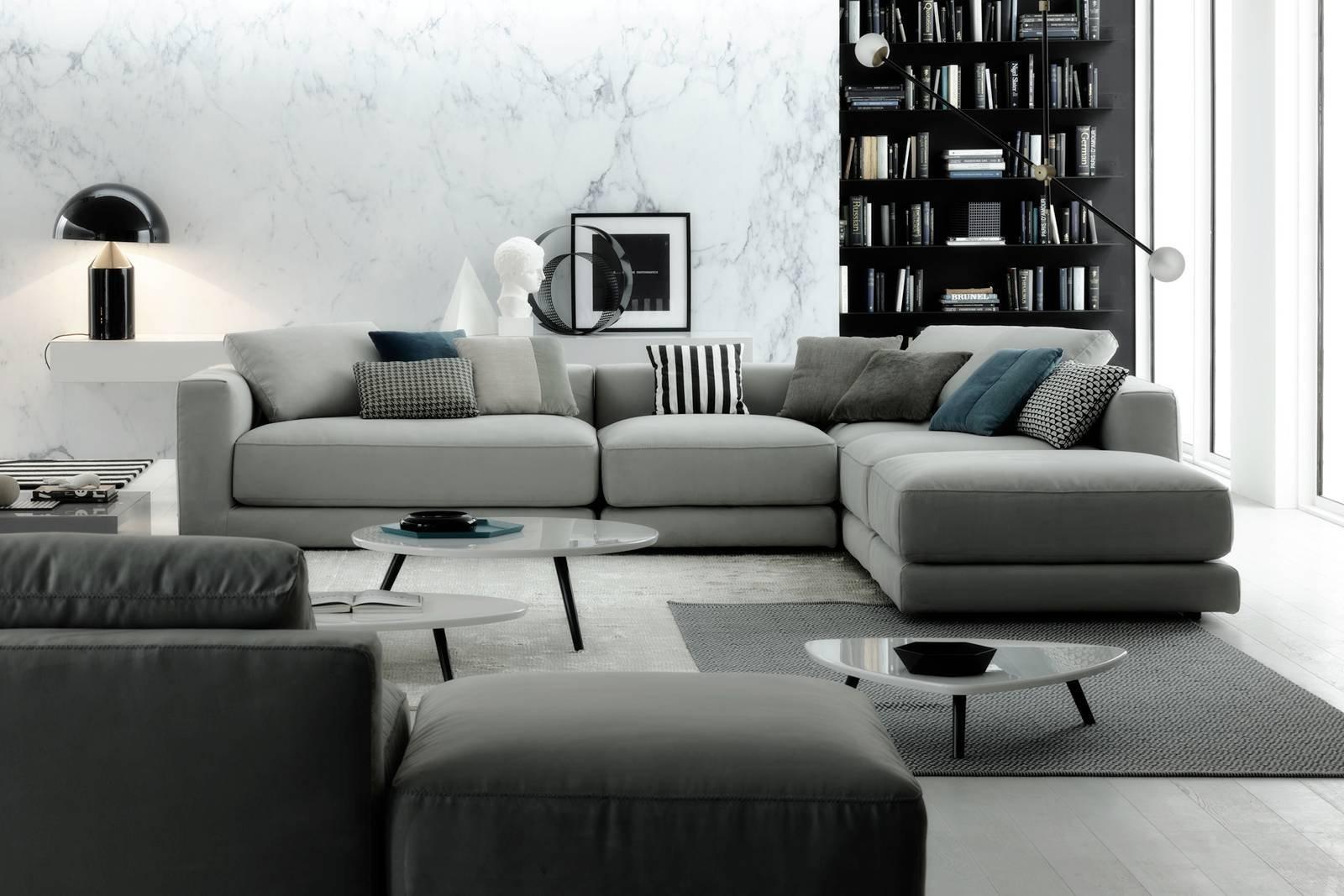 Salone del mobile 2017 divani e divanetti cose di casa for Divani per salotto