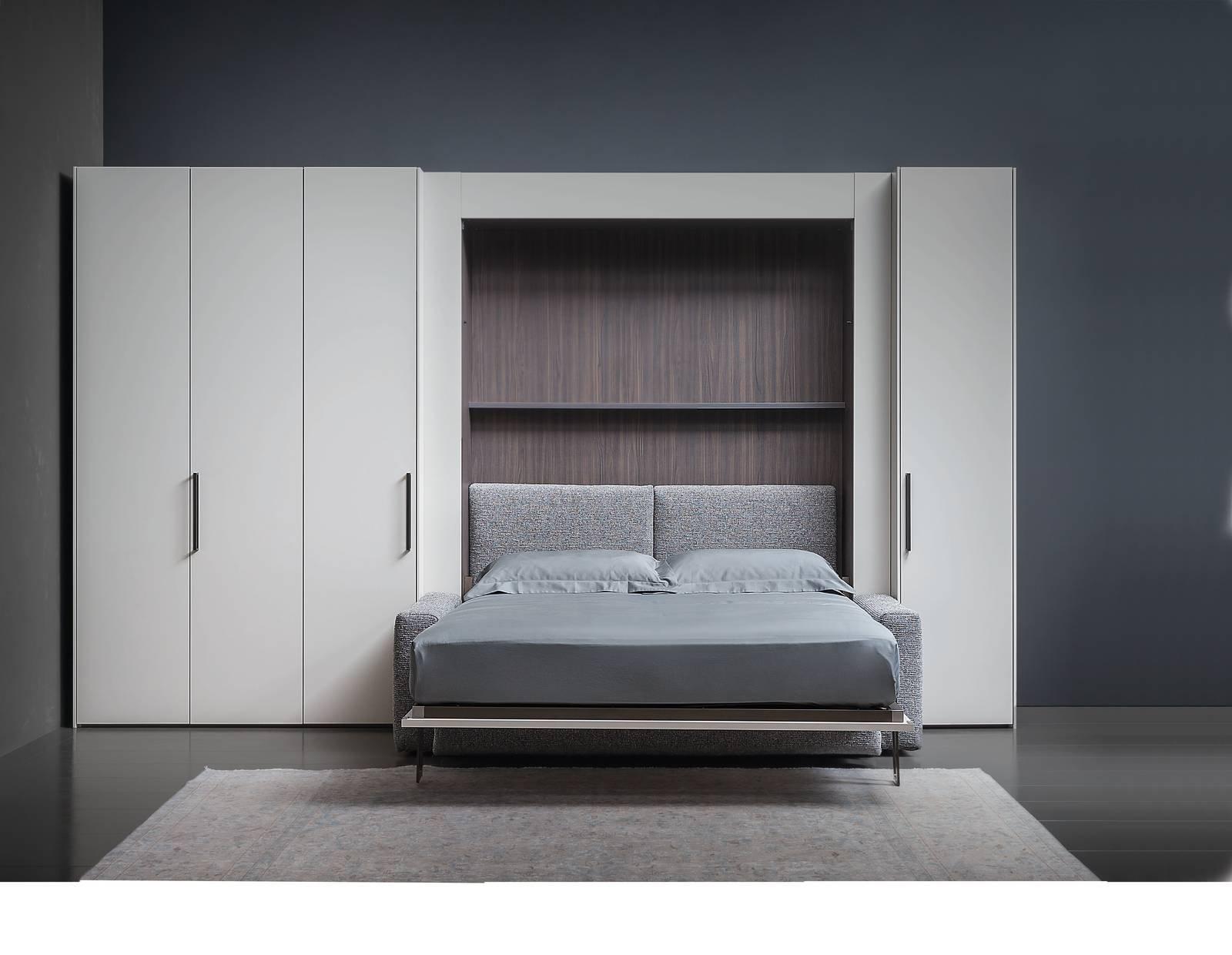 Salone del mobile 2017 divani e divanetti cose di casa for Letto mobile