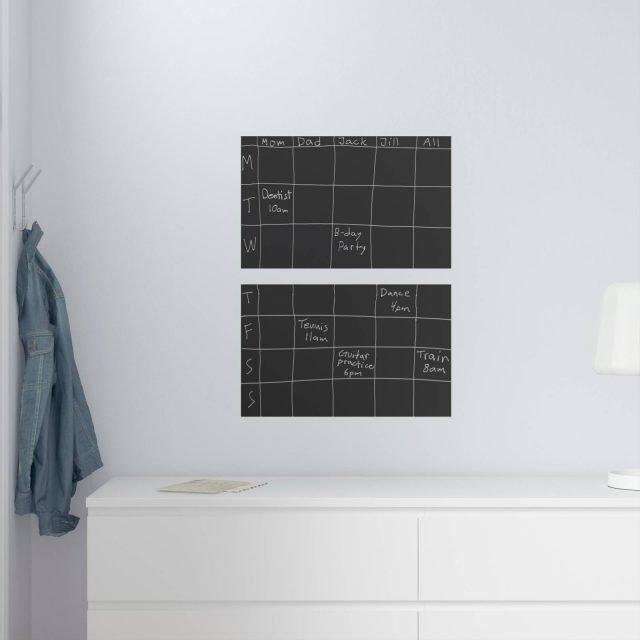 Sticker e adesivi per cambiare look alla doccia alla porta alla lavatrice cose di casa - Lavagna cucina ikea ...