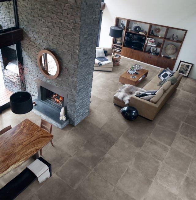 7 cristiani cementi pozzolanici pavimenti effetto cemento
