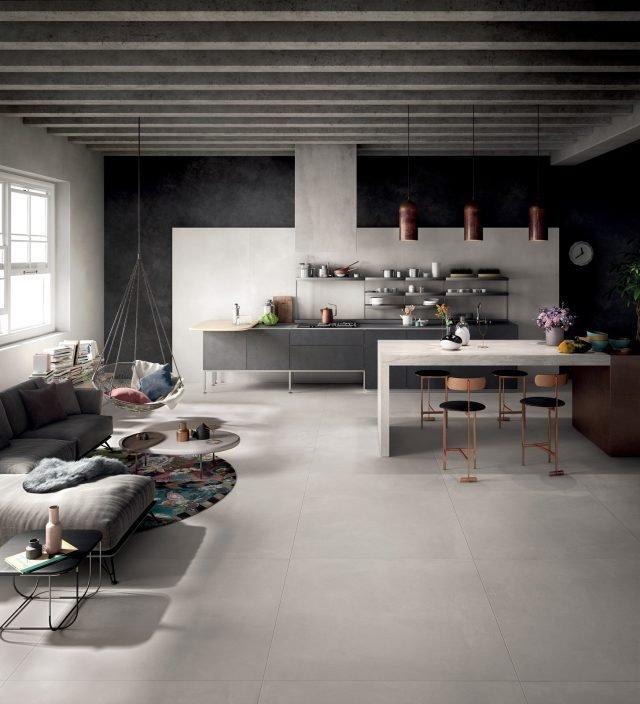 8 ariana concrea plain pavimenti effetto cemento