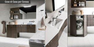 Zona lavanderia: le eleganti e funzionali soluzioni firmate Cerasa