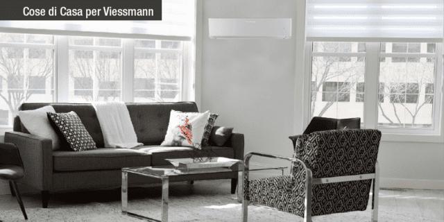 Viessmann: condizionatori inverter in classe A+++