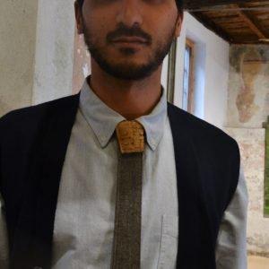 Sistema per il nodo della cravatta T by Eclepti