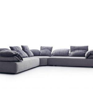 Il divano Flick-Flack di Ditre Italia, design Anna von Schewen